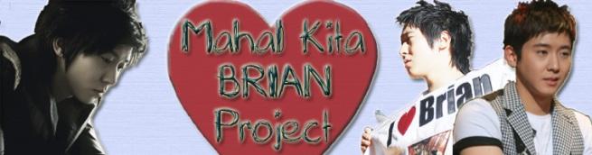 Mahal Kita Brian Project